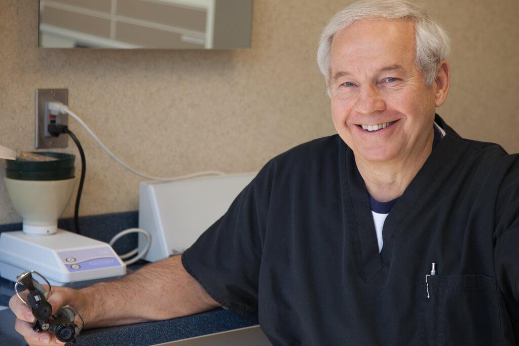 Nick Anderson dentist
